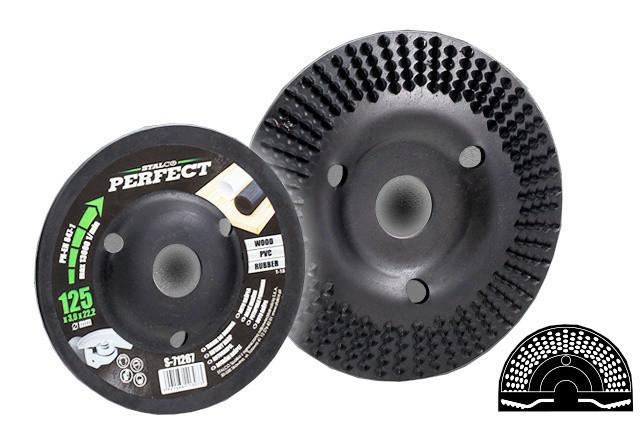 Пильный диск STALCO 125 mm