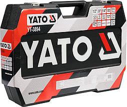 Набор ключей YATO YT-3894 225 шт, фото 2