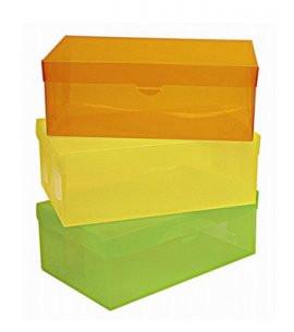 Набор цветных коробов из 3 шт. BOX-01 Handy-Home