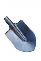 Лопата штыковая, нержавейка 1,5 мм (Украина)