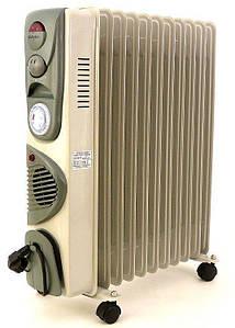 Масляний радіатор 2900W TURBO