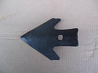 Лапа гусиная(накладка) нового образца 105мм