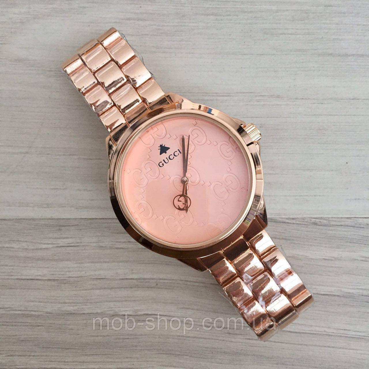 5d7db514 Наручные часы Gucci 7161 GFS All Cuprum, цена 350 грн., купить в ...