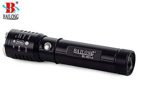 Ліхтар BAILONG CREE Q5 ORAZ + UV, фото 3