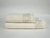 Набор полотенец Cestepe MicroCotton Delux Organic 50х90см + 70х140см, фото 1
