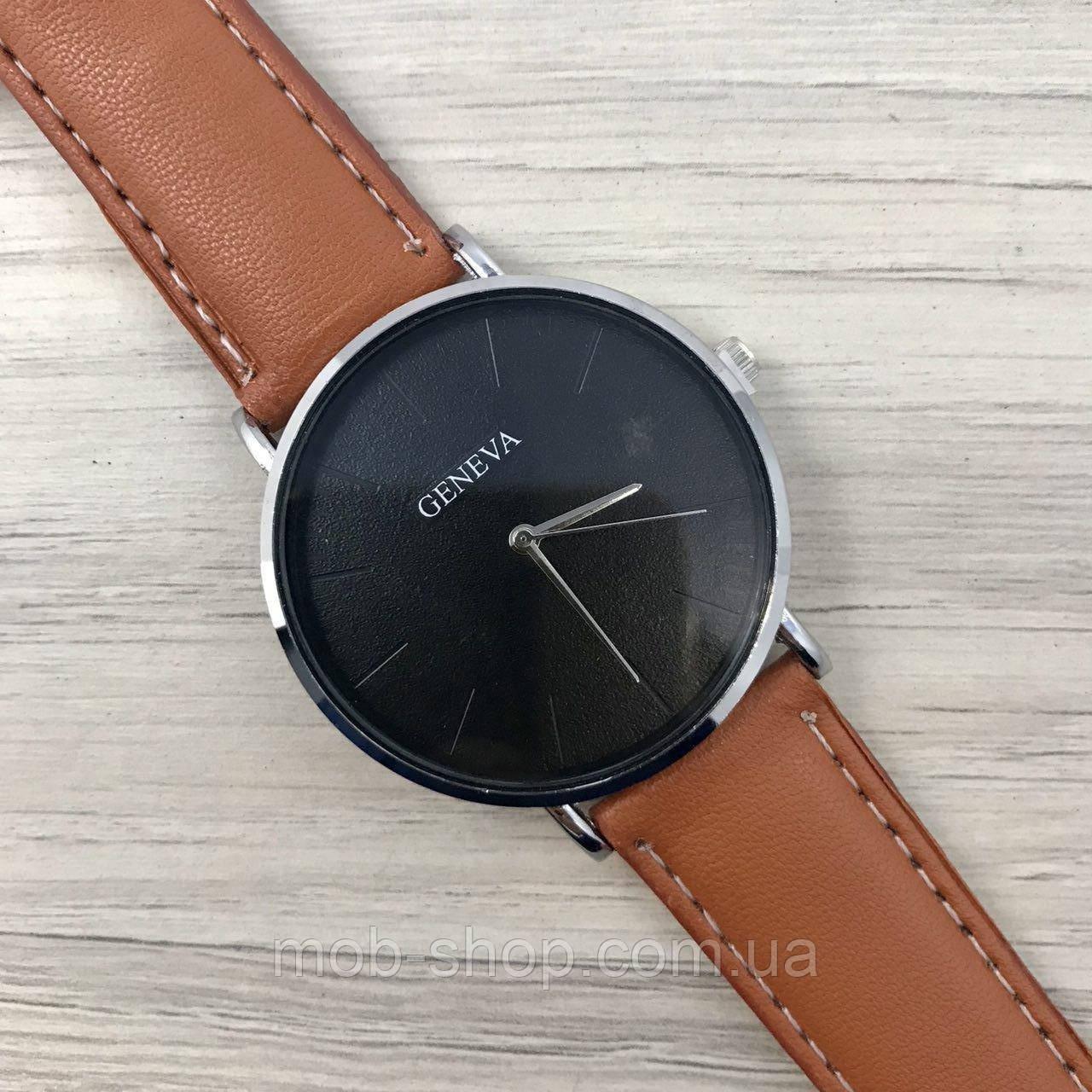 Наручные часы Geneva кожзам New