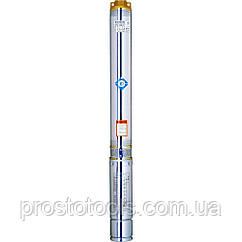 Насос центробежный скважинный 0.25кВт H 43(33)м Q 45(30)л/мин Ø80мм 25м кабеля AQUATICA (DONGYIN) (777401)