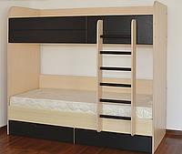 Кровать 2-х ярусная Макс  без матраца
