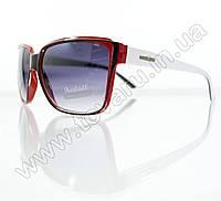 Оптом Очки унисекс солнцезащитные - Красно-черно-белые - 291, фото 1