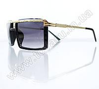 Оптом Очки унисекс солнцезащитные - Черные - 1088, фото 1