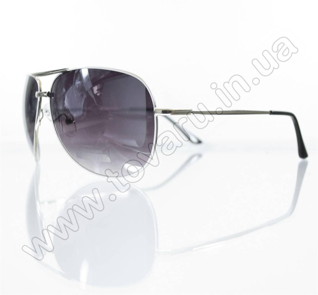Оптом Очки унисекс солнцезащитные - Белые - 903