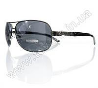 Оптом Очки мужские солнцезащитные - Черные - 1314, фото 1