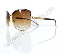 Оптом Очки женские солнцезащитные - Коричневые - 5618, фото 1