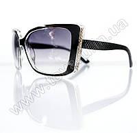 Оптом Очки женские солнцезащитные - Черные - 5948, фото 1