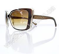 Оптом Очки женские солнцезащитные - Коричневые - 5948, фото 1