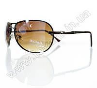Оптом Очки унисекс солнцезащитные - Коричневые - 08220, фото 1