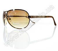 Оптом Очки унисекс солнцезащитные - Золотые - 09006, фото 1
