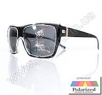 Оптом Очки женские солнцезащитные поляризационные - Черные - P301, фото 1
