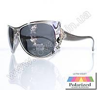Оптом Очки женские солнцезащитные поляризационные - Серые - P515, фото 1