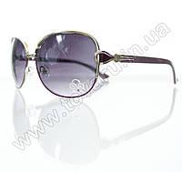 Оптом Очки женские солнцезащитные - Сиреневые - S3321, фото 1