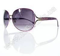 Оптом Очки женские солнцезащитные - Сиреневые - S3314, фото 1