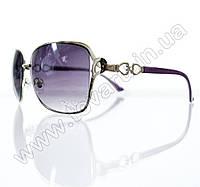 Оптом Очки женские солнцезащитные - Сиреневые - S3313, фото 1