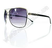 Оптом Очки женские солнцезащитные - Черные - S3320, фото 1