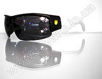 Оптом Очки мужские солнцезащитные спортивные - Черно-белые - SP306, фото 1