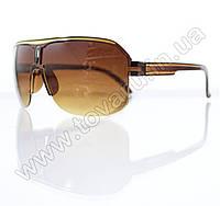 Оптом Очки унисекс солнцезащитные - Коричневые - B-05, фото 1