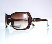 Оптом Очки женские солнцезащитные - Коричневые - 559, фото 1