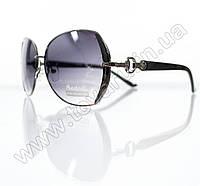 Оптом Очки женские солнцезащитные - Черные - S522