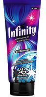 Крем для загара в солярии SolBianca Infinity с маслом кокоса экстрактом алое и бронзаторами 125 ml (8818/0)