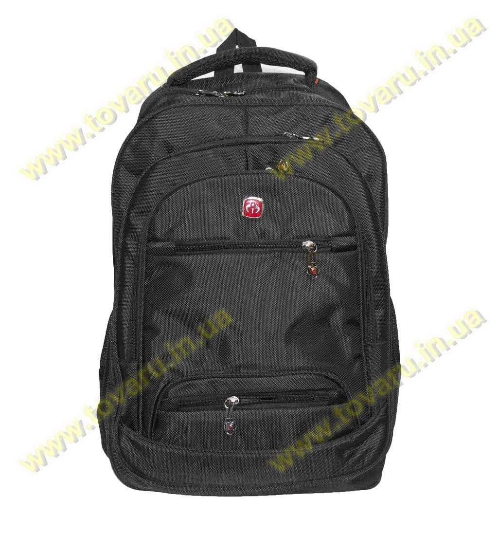 Оптом 2188 - Рюкзак для ноутбука - Черный