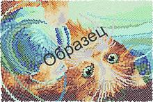 Схема для вишивки бісером «Котячі забави»