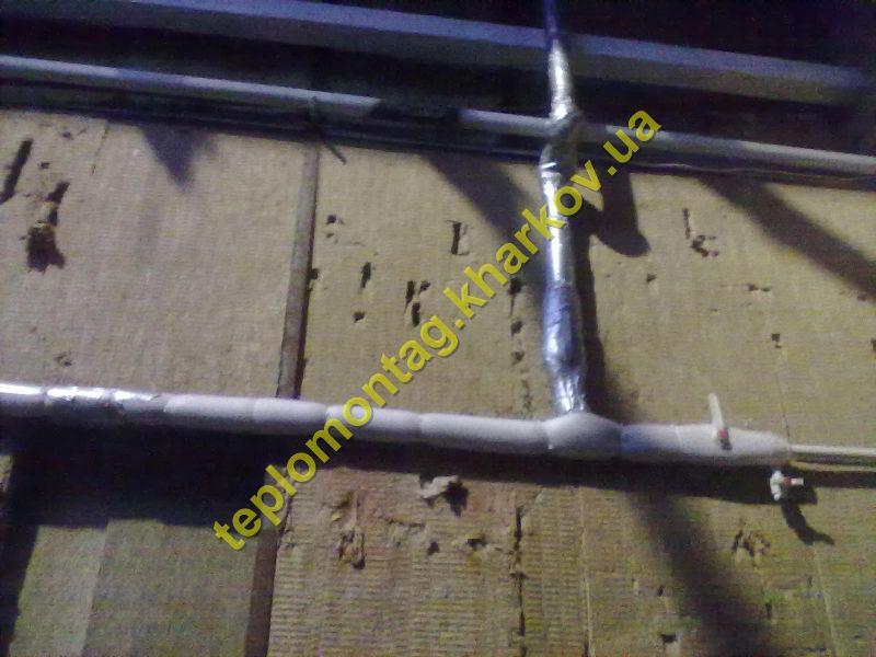Обогрев трубопроводов и резервуаров с помощью нагревательного кабеля