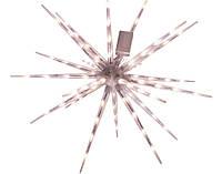 """Новогодняя подвеска """"Звезда"""" 160 LED, Диаметр 100 см"""