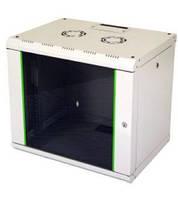 Hypernet PL-WMNC-9U Шкаф коммутационный настенный 9U 19'' 600х450 серия ProfiLine Hypernet PL-WMNC-9U, фото 1