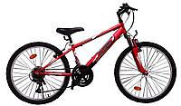 """Горный велосипед OLPRAN FALCON 24"""" SHIMANO 18"""