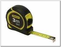 """Рулетка вимірювальна  """"Tylon™"""" у пластмасовому корпусі  3м х 12.7 мм STANLEY"""