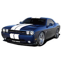 Автомобиль радиоуправляемый - DODGE CHALLENGER SRT8  (синий, 1:16)