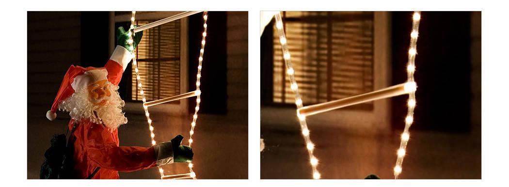 """Новогодняя фигура """"Дед Мороз"""", 140 LED, 140 см, фото 2"""