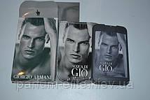 Чоловічий міні-парфуми в стильному чохлі Armani Acqua Di Gio Man 50ml