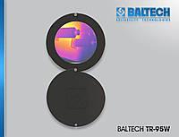 Инфракрасное окно BALTECH TR-55W для распределительных щитов (диаметр линзы 55мм)