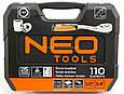 Набор инструментов NEO 08-666, фото 3