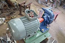 Насосный агрегат НМШ 2-25 с общепромышленным электродвигатель