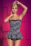 Женское эротическое белье корсет Argenta corset