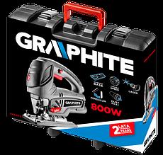 Электролобзик GRAPHITE 58G072