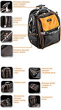 Рюкзак строительный NEO 84-303