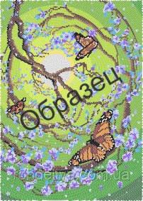 Схема для вышивки бисером «Свет жизни»