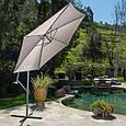 Садовый зонт 4 COLOR D=280 см, фото 5